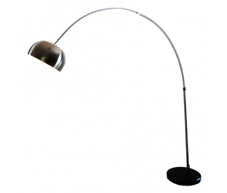 Crescent Arc Floor Lamp made by Modish Accents & Accessories.