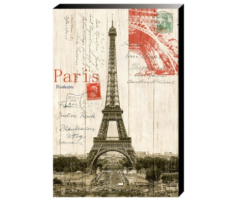 Exhilarating Eiffel Artwork made by Modish Accents & Accessories.