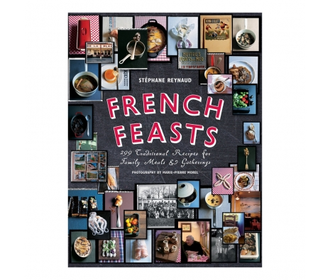 French Feasts made by Summer Cookbooks .
