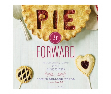 Pie it Forward  made by Abrams Books .