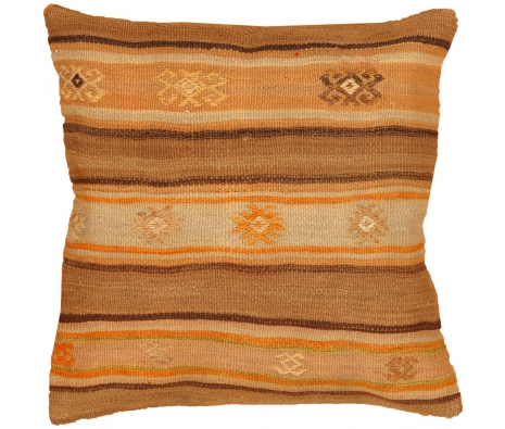 "19"" x 19"" Malatya Kilim Pillow made by Kilim Pillows."