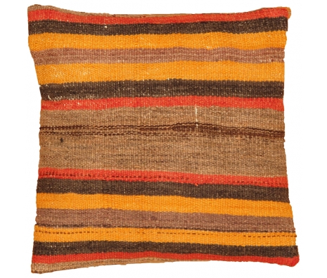 "16"" x 16"" Kozali Kilim Pillow made by Kilim Pillows."