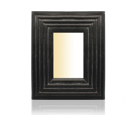 Bevel Birch Frame, Black made by Argento SC .  Summertime Accessories Blowout