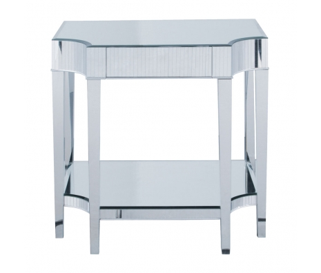 Rennes Side Table made by Accent Furniture & Mirrors by Bailey Street .