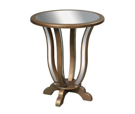 Rhine End Table made by Accent Furniture & Mirrors by Bailey Street .