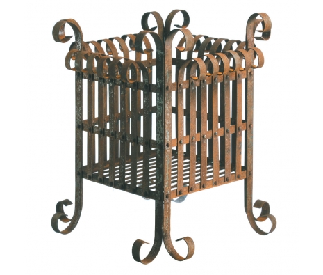 Iron Planter Stand Rust made by Barreveld.