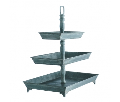 Kempten 3 Tiered Rectangular Server made by Rustic Finds .