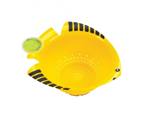 "12.25"" Angelfish Colander made by Animal House."