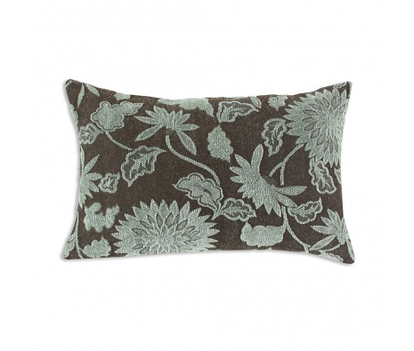 "LuLu13"" x 19""  Pillow, Teal made by Throw Pillows by Chooty & Co. ."
