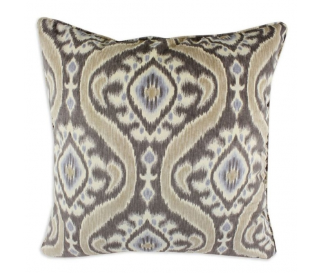 "Uzbek 26"" x 26"" Pillow, Indigo made by Throw Pillows by Chooty & Co. ."
