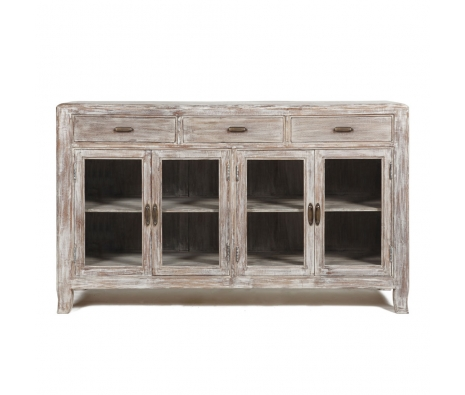 Bastia 3 Drawer Buffet made by Boho Chic Furniture & Accessories.