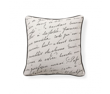 "22"" x 22"" Montpellier Pillow made by Boho Chic Pillows."