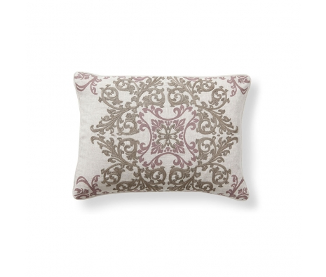 "14"" x 20"" Nimes Pillow made by Boho Chic Pillows."