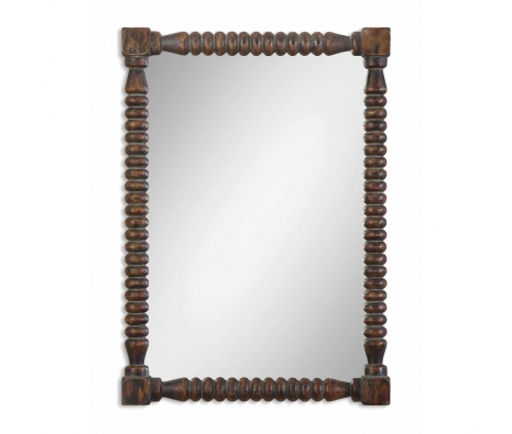 Marsala Mirror made by Rustic & Reclaimed Furniture .