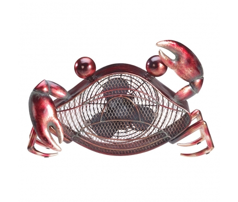 Crab Figurine Fan made by It's A Breeze .