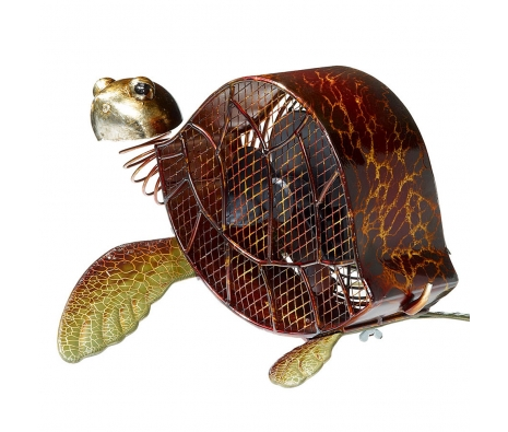 Sea Turtle Figurine Fan made by It's A Breeze .