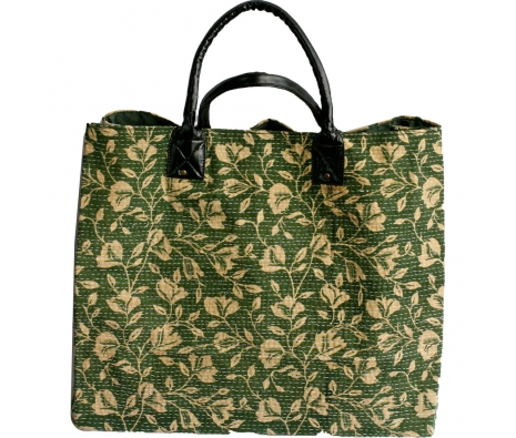 Airlie Tote made by Vintage Sari Pillows, Throws, Totes & Rugs..