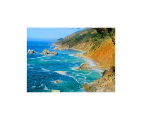 "Big Sur Dreams, 16""x20"" made by Emily Goodman Photography."