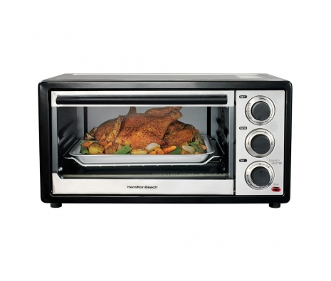 6 Slice Toaster/Convection Oven made by Countertop Appliances by Hamilton Beach .