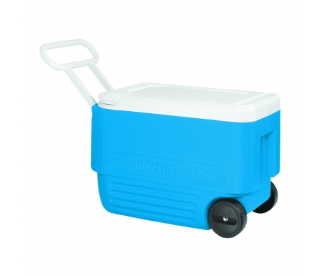 38 Qt. Wheelie Cool Roller, Blue made by Outdoor Adventures.