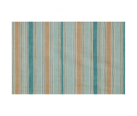 5' x 8' Thurrock Rug, Capri made by Fashionable Flatweaves.