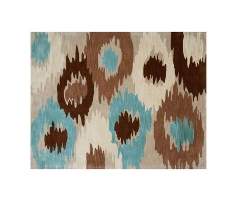 8' x 10' Karnataka Rug, Ashwood made by Indoor/Outdoor Rugs .