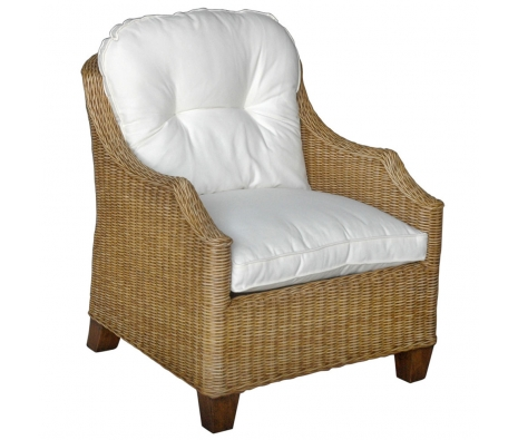 New Haven Club Chair made by Island Home .