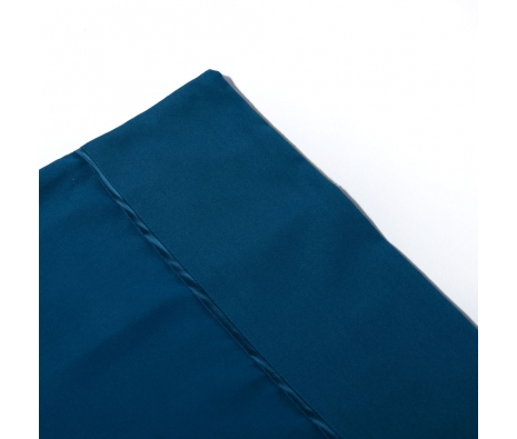 1200 Thread Count Sheet Set, Full, Teal made by DB Home.