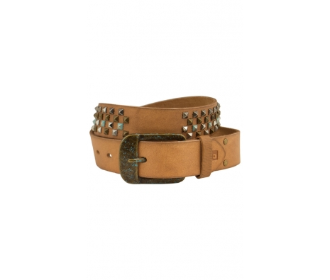 Tool Belt - Brown  by Joe's Jeans Belts