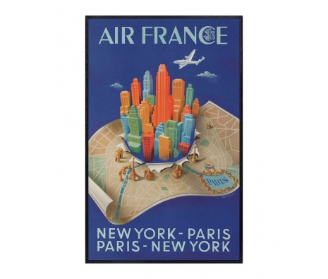Air France made by Vintage Posters From Around The World.