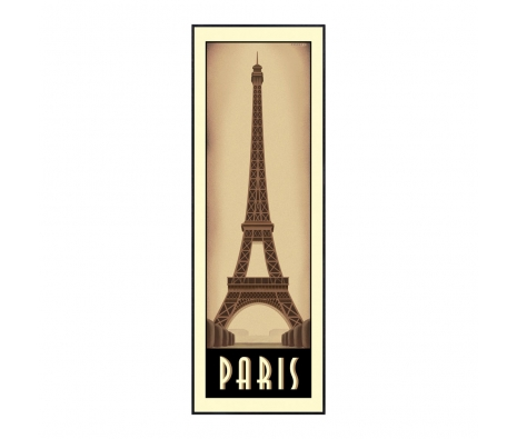 Paris  made by Vintage Posters From Around The World.