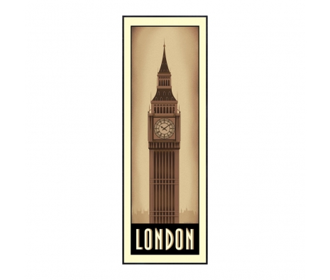 London  made by Vintage Posters From Around The World.