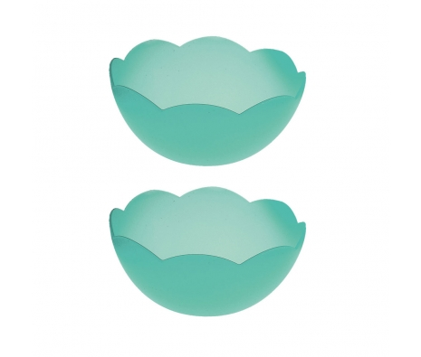 S/2 Large Bowl, Aqua made by Cheerful Culinary Finds Under $50 .