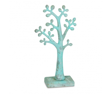 Evangeline Decorative Statue, Aqua made by Textured Arts & Accents .