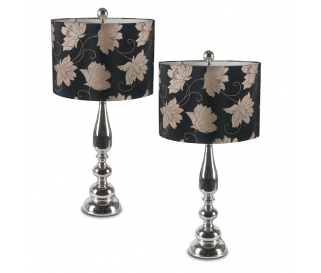 Pinder Table Lamp, Set of 2 made by Textured Arts & Accents .