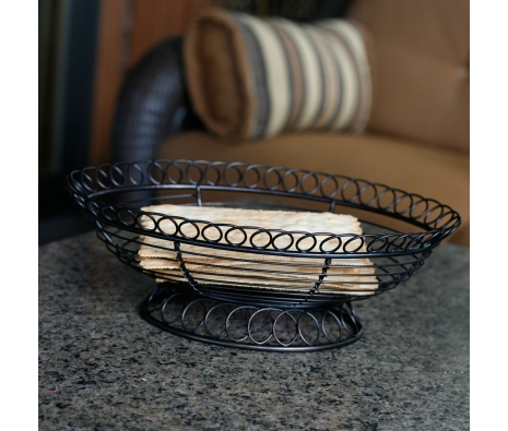 Bon Oval Bread Basket made by Mesa Home.
