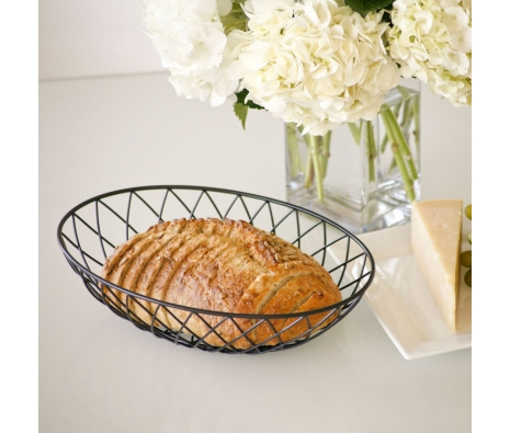 Sunflower Oval Bread Basket made by Mesa Home.
