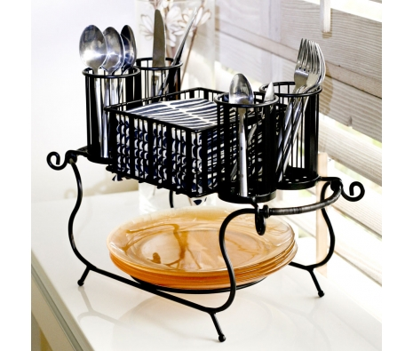 Butte Stackable Buffet Caddy made by Mesa Home.