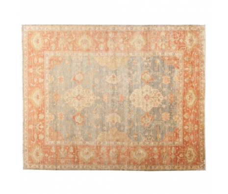 Ottoman Oushak, Sienna made by Persian Rug Bazaar .  Ottoman Collection