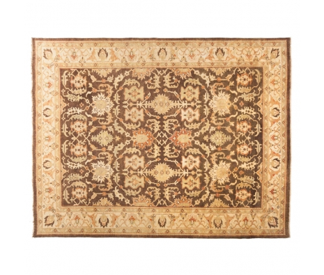 Oushak Crown, Taupe made by Persian Rug Bazaar .  Oushak Collection