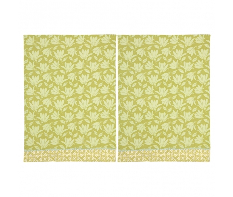 Ellie Kitchen Towel, Set of 2 made by The Couture Chef.