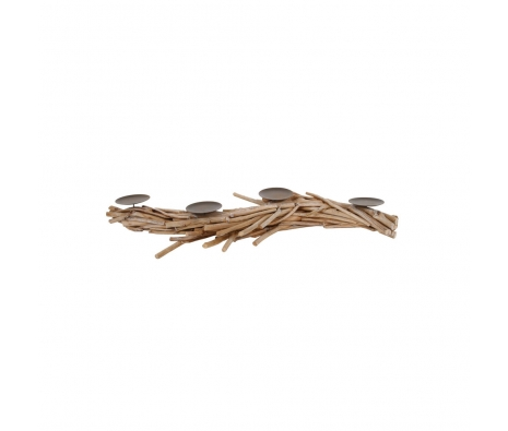 Kalama Twig Candleholders made by Outdoor Accents Under $75 .