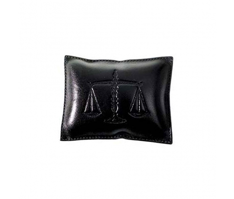 Legal Paperweight, Leather made by Raika.