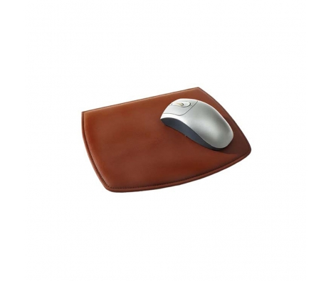 Leather Mouse Pad made by Raika.