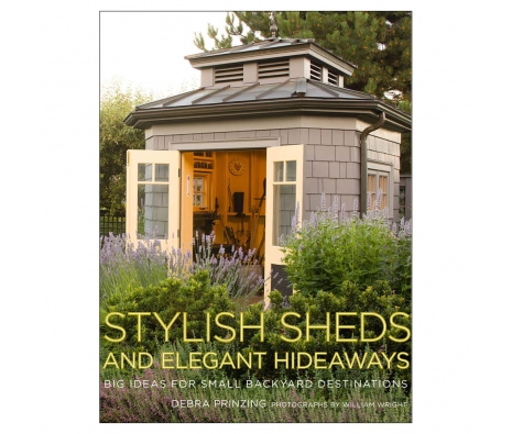 Stylish Sheds and Elegant Hideaways made by Home & Garden Books .