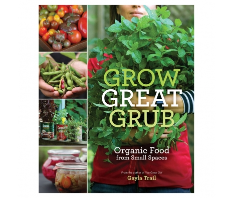 Grow Great Grub made by Home & Garden Books .