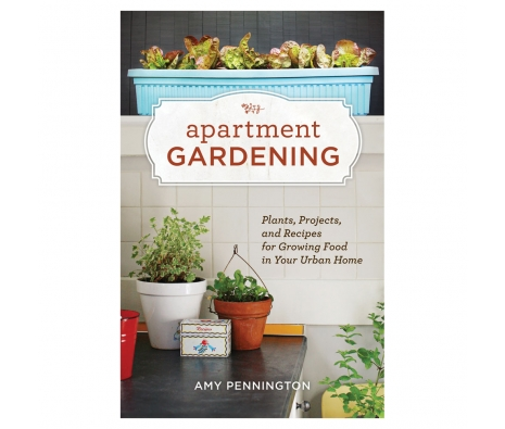 Apartment Gardening made by Home & Garden Books .