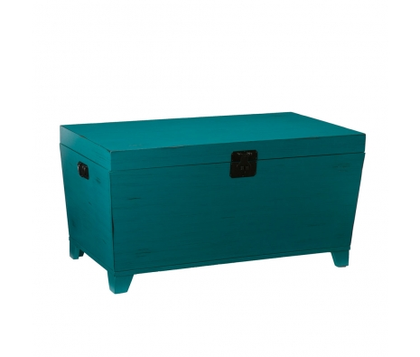 Acalan Trunk, Turquoise made by Modern Living .
