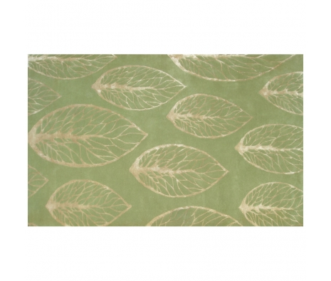 5' x 8' River Falls Rug, Green/Gold made by Rugs Under $500.