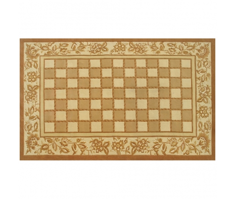 5' x 8' Vergas Rug, Gold/Cream/Brown made by Rugs Under $500.
